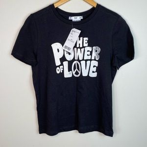 Mango The Power of Love Graphic T